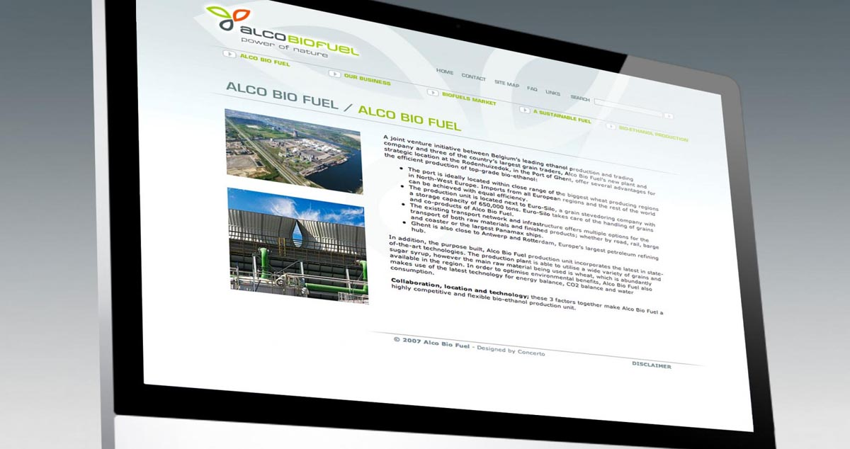 Alco Group  - website