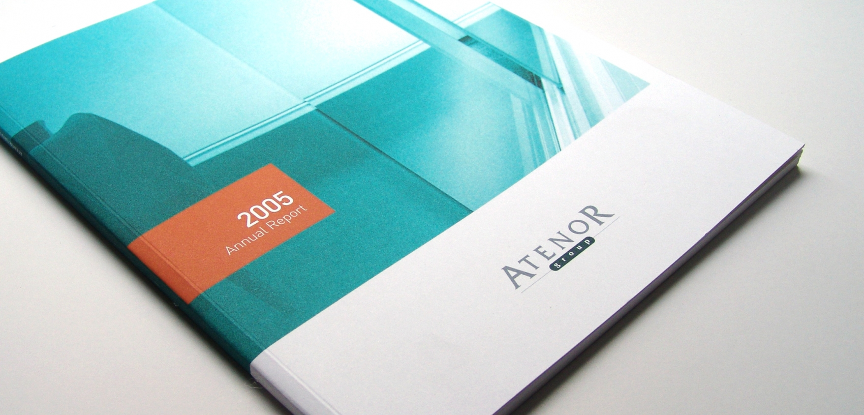 Atenor - Annual Report 2005
