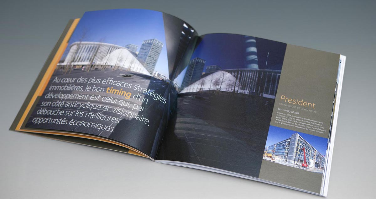 Atenor - Annual Report 2008