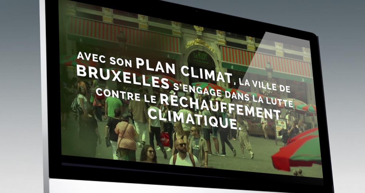 Brussels Climate Plan Campaign