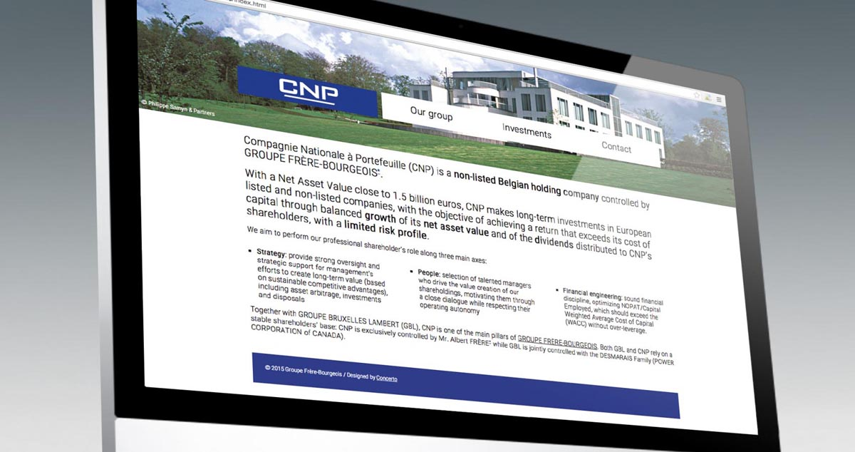 CNP website