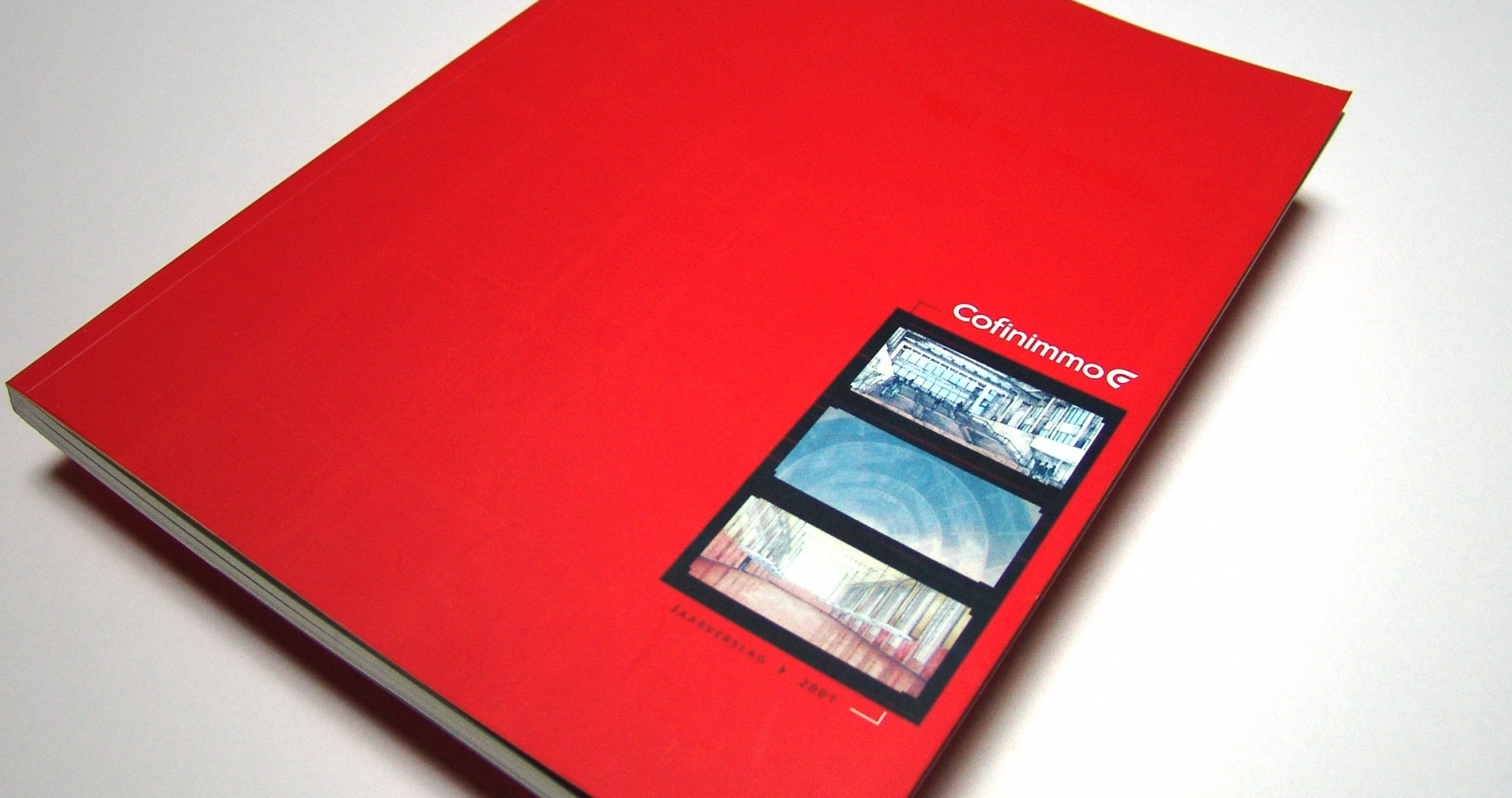 Cofinimmo - Annual Report 2001