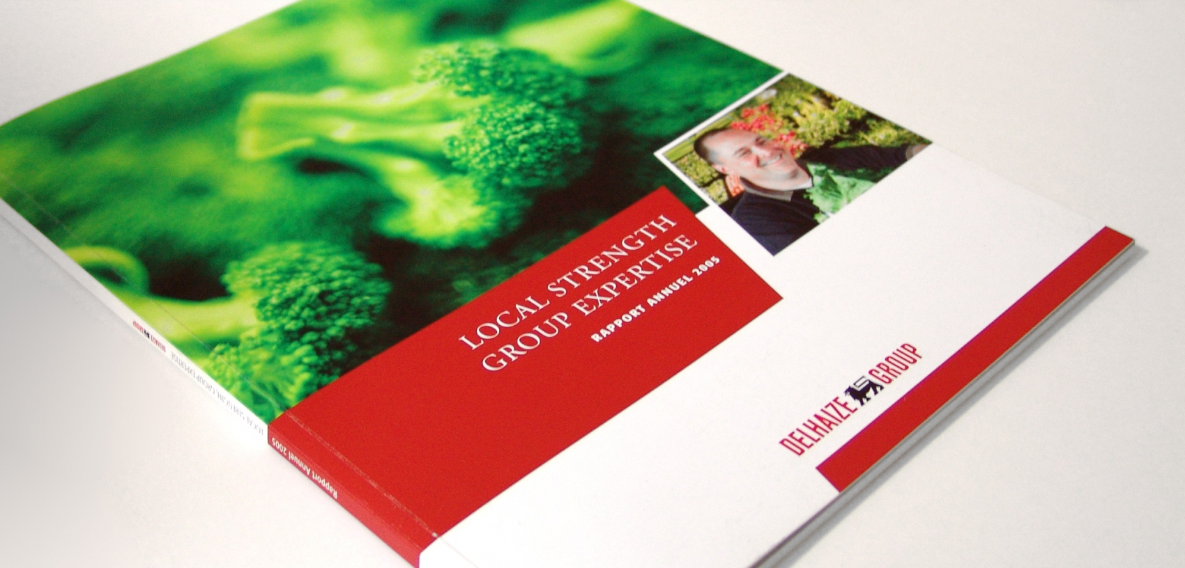 Delhaize Group - Annual Report 2005