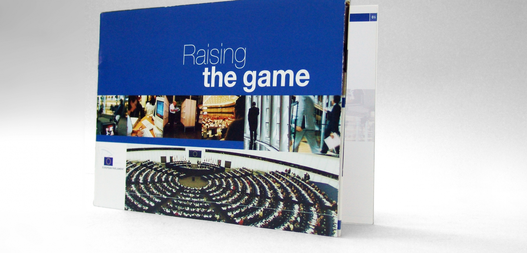 European Parliament - Institutional brochure