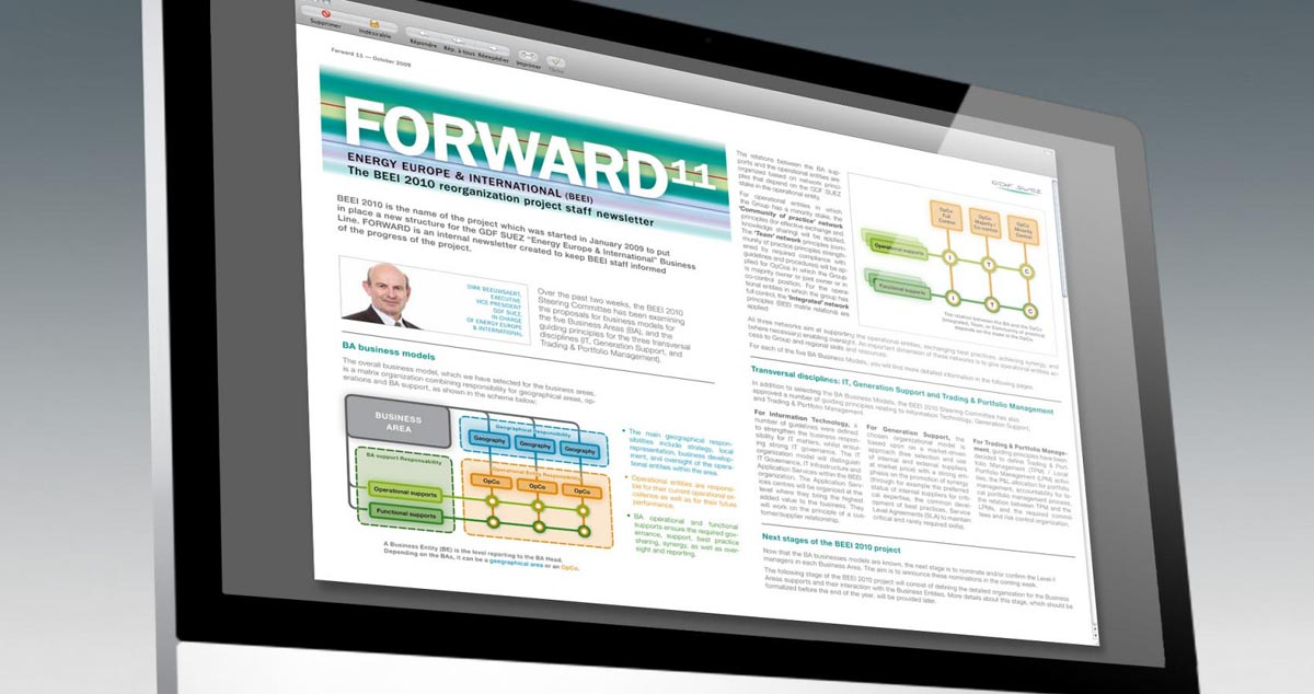 GSEI - Forward Internal newsletter