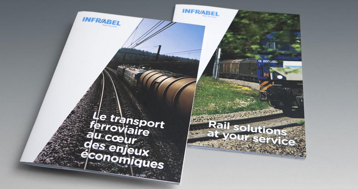 Infrabel - Brochure B to B
