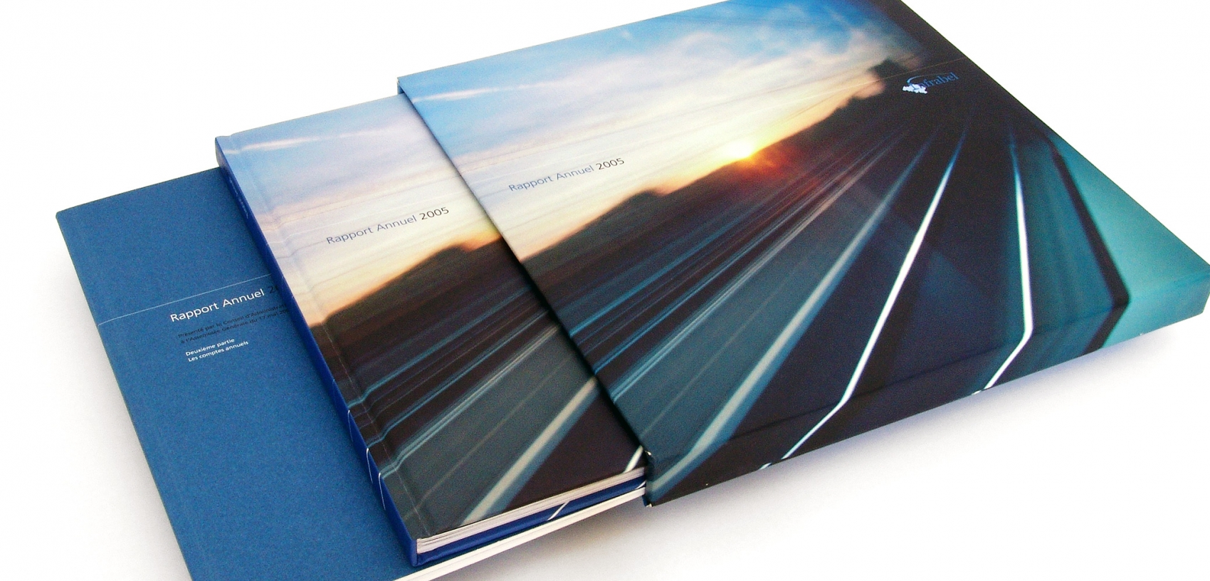 Infrabel - Annual Report 2005