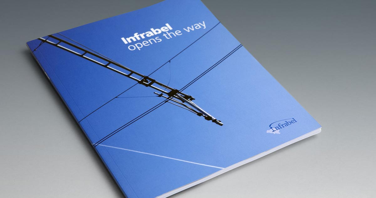 Infrabel - Corporate brochure 2008