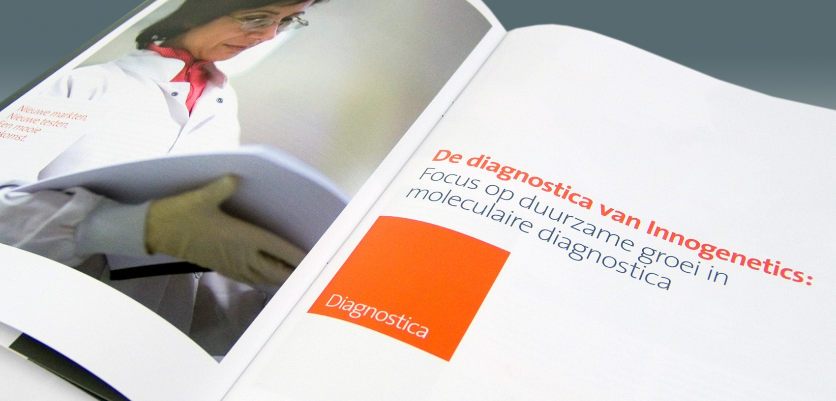 Innogenetics - Annual Report 2006