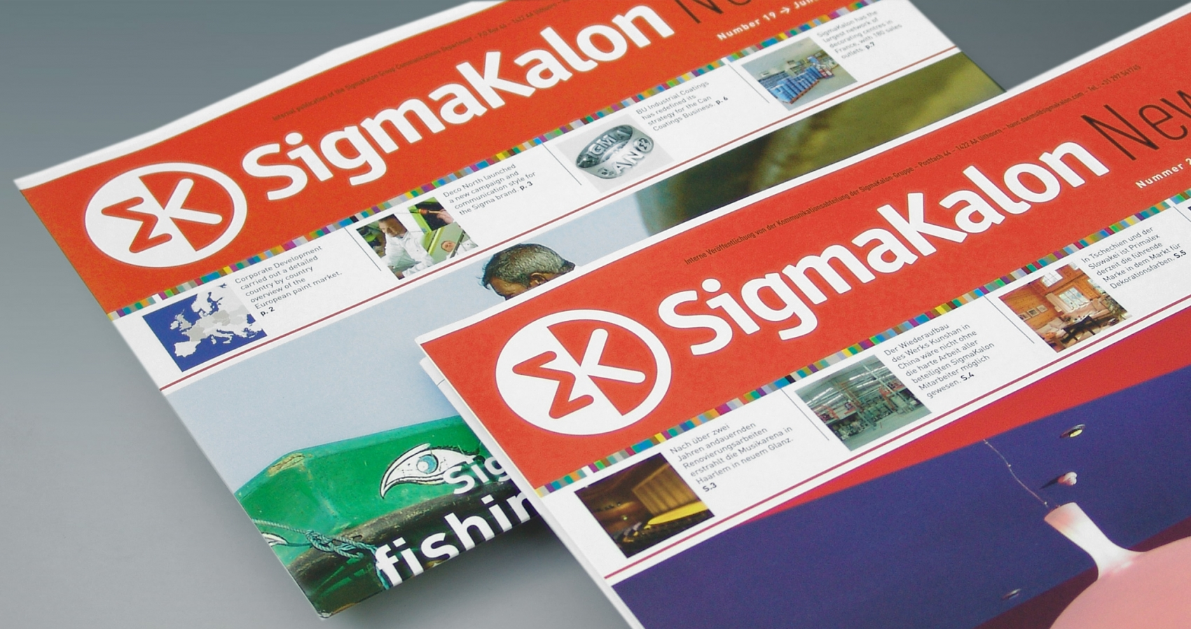 Sigmakalon - Newsletter