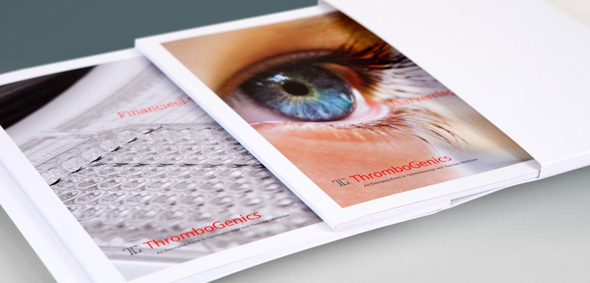 Thrombogenics - Annual Report 2009