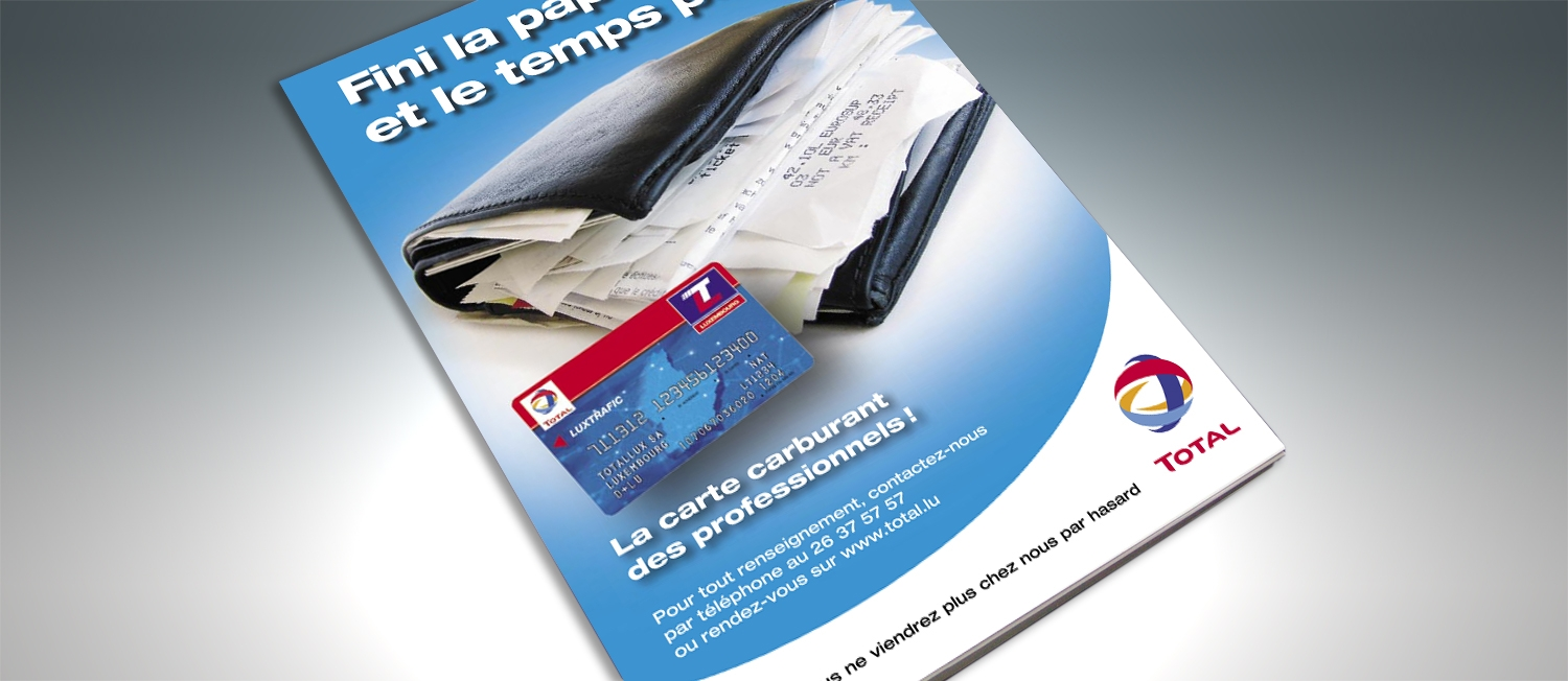 Total - Luxtrafic Card