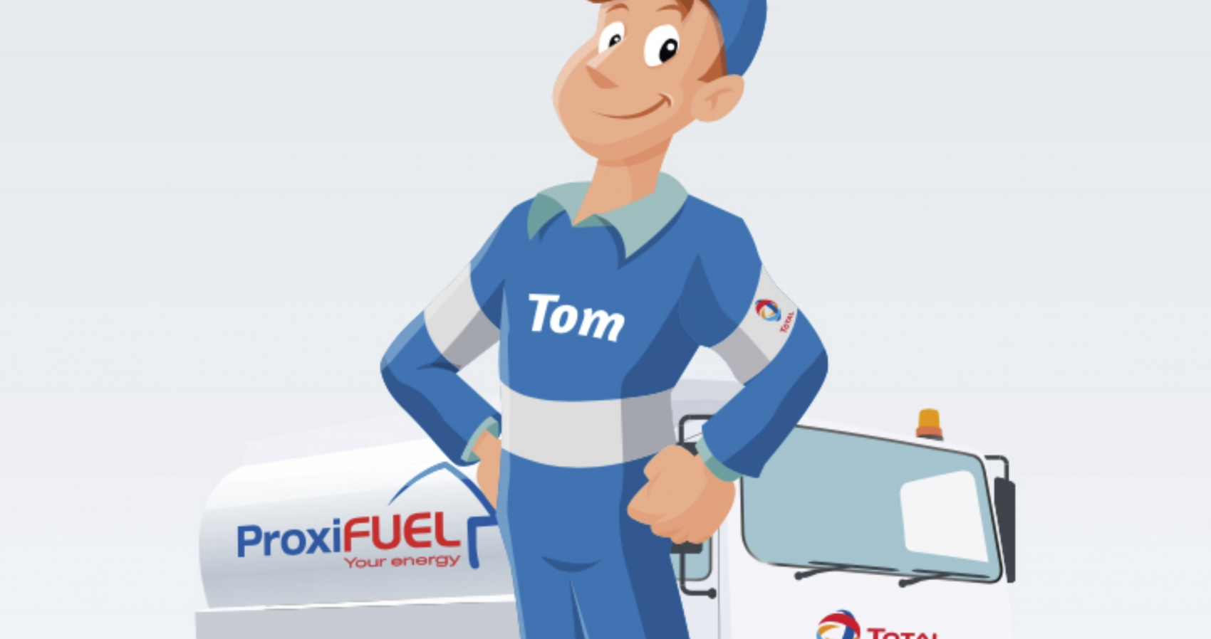 TOTAL Proxifuel Commercial App