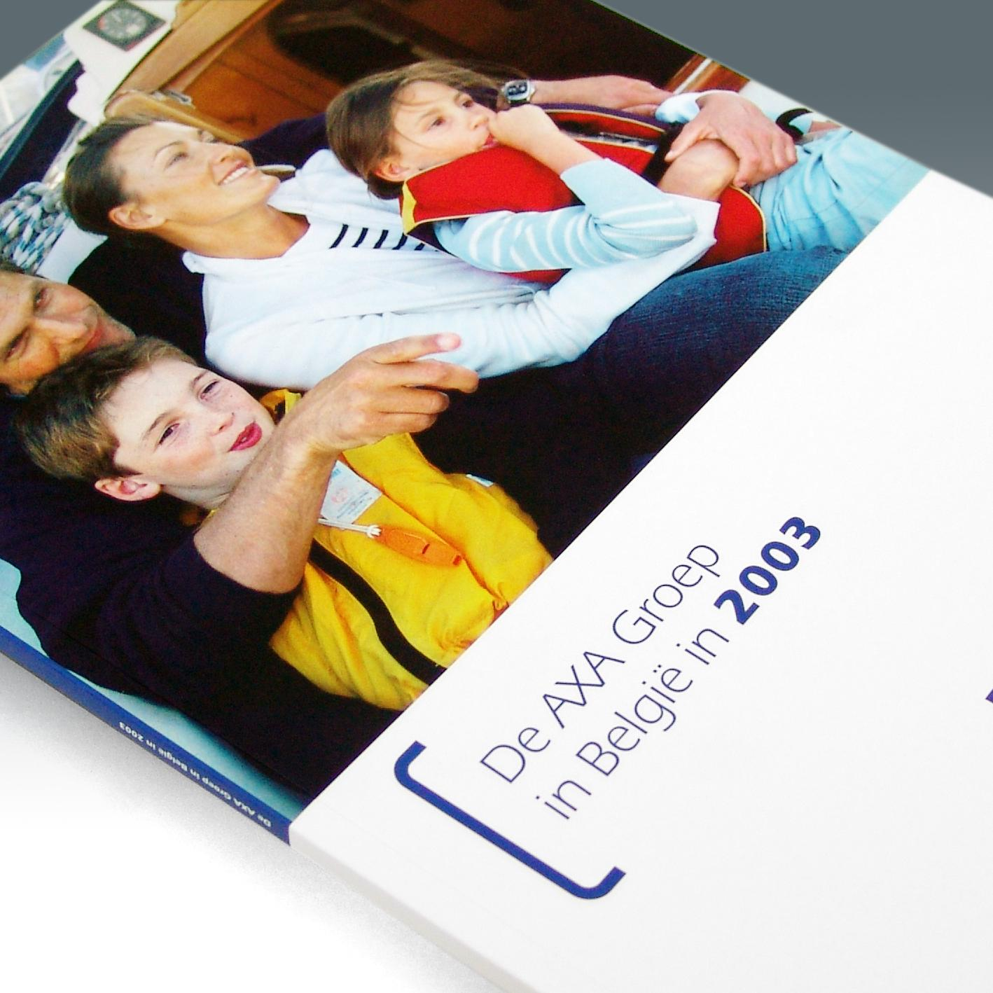 AXA - Annual Report 2003