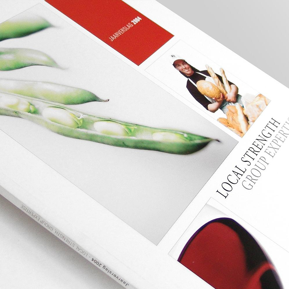 Delhaize Group - Annual Report 2004
