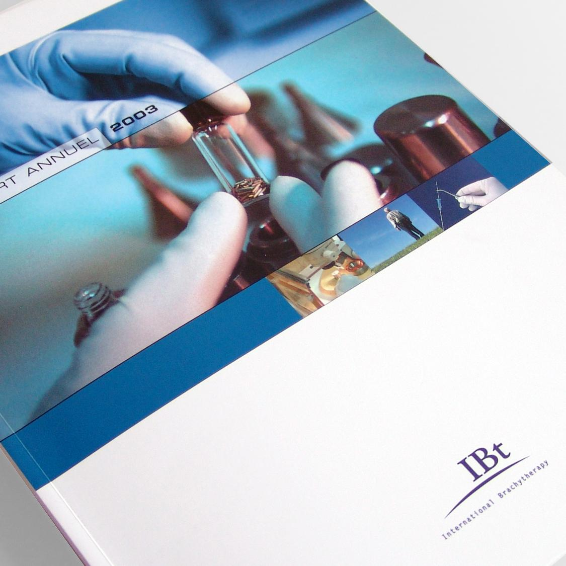 IBt - Annual Report 2003