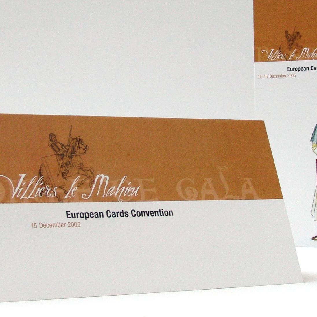 Eurotrafic - European Cards Convention