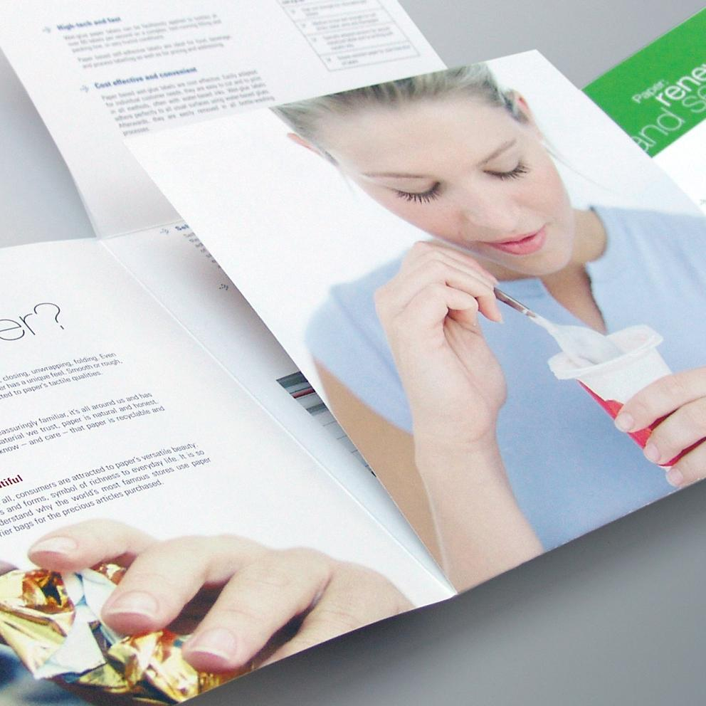 PaperImpact - Corporate Brochure
